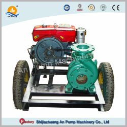Horizontal Diesel Engine Centrifugal End Suction Water Pump