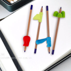 Pencil Holder Grip for Adults and Children, Fully Customiable