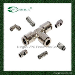 Pneumatic Fitting One Touch in Fitting Conectores Rectos SMC Pneumatic Connectors