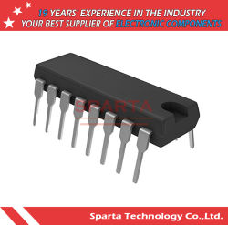 Lm324n Lm324p Low Power Quad Operational Amplifiers IC