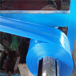 Low Temperature 3 Inch PVC Layflat Hose for Slurry