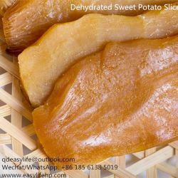 Vacuum Packed Sliced Dehydrated Sweet Potato