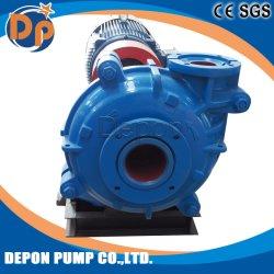 High Chrome Horizontal Slurry Pump Gear Built-in Sand Gravel Dredger Pump Mining Pump