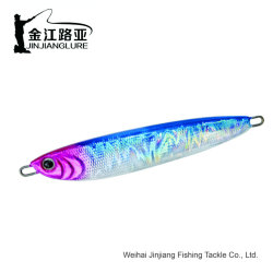 Glf-085 Slow Jig Weihai Factory Fishing Lure Fishing Tackle Saltwater Fishing Jigging Lure Factory
