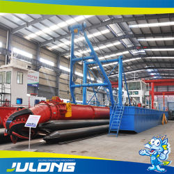 Julong High Efficiency Cutter Suction Dredger