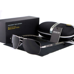Fashion Polarized Outdoor Sports Men Sunglasses Packing Box