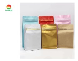 Manufacturer Price Quality Standard Waterproof Zipper Standing up Food Packaging Bag