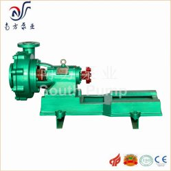 Uhb-Zk 350 Corrosion Wear Resistant Horizontal Chemical and Industrial Slurry Pump