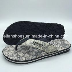 eab75c25923 Hotsale Available Custom Cheap Men Beach Flip Flops PVC Slippers (FCL898+11)