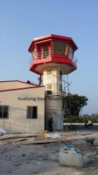 Steel Tower/ Control Tower/Steel Structure Platform Application Steel Tower From China