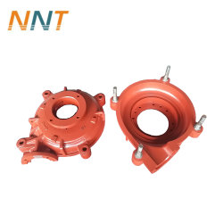 Good Abrasive Slurry Pump Impeller OEM Slurry Pump Spare Parts