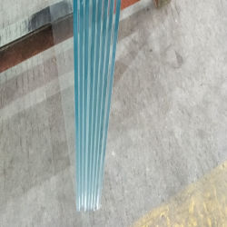 Low Iron Ultra Clear Tempered Glass, Solar Glass, Transparent Glass Panel