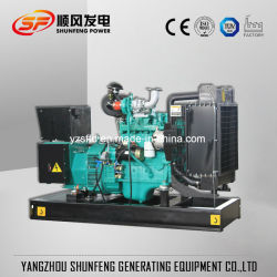 Open Type 250kw Electric Power Diesel Generator with Cummins Engine