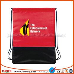 Promotional Full Color Printing Sports Nylon Ripstop Drawstring Bag