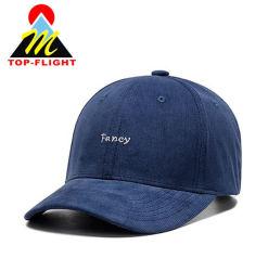 8fb27c26 Wholesale Embroidered Promotional Corduroy Baseball Cap Hat Cheap Custom  Caps