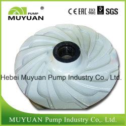 Heavy Durty Wear Component Mining Slurry Pump Parts Impeller