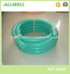 PVC Plastic Spiral Reinforced Suction Hose Water Garden Hose Pipe