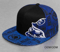 Baseball Fashion Fitted Cotton Cap for Sport