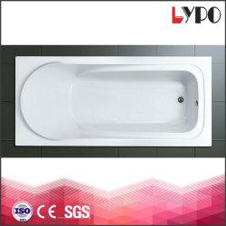 K 1109 Chinese Common Bathtub, The Factory Elliptical Wholesale Bathtub,  Cheapest Drop