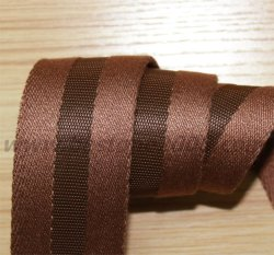 Spun Polyester Webbing Tape for Bag&Sports and Garment Accessories