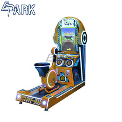 Magic Bike Sports Exercise Game Machine