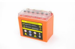 12V 12ah Ytx12-BS Outdo Digital Display Gel Mf Maintenance Free Factory Activated Power Sports High Performance Rechargeable Lead Acid Motorcycle Battery