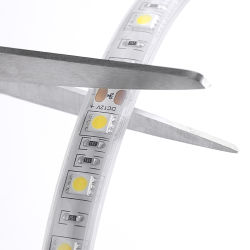 Waterproof IP65/IP68 SMD 5050 RGB White Flexible LED Strip Light for Christmas Decoration