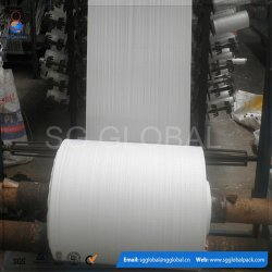 Wholesale White PP Woven Bag Rolls
