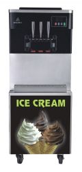 Hot China Products Wholesale Factory Price 2+1mixed Flavours Soft Ice Cream Machine (BQL825B)