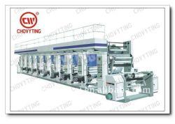 High Speed Plastic Gravure Printing Machine (CWASY-8600B-81000B)