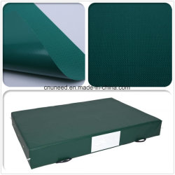 Waterproof 100% Polyester Fabric for Tarps Cover Tent Mat Sport