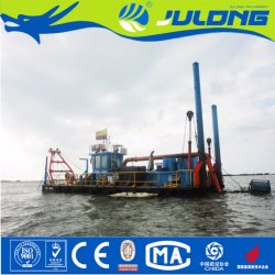 River Sand Suction Dredging Machine for Sale
