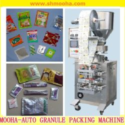 Automatic Salt Sachet Packaging Machine