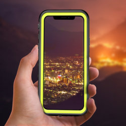 New Redpepper Waterproof Mobile Phone Case for iPhone X in Stock