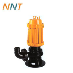 Energy Saving Zjq Series Centrifugal Submersible Slurry Dredge Pump