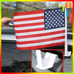 Economy Car /Flying Car Window Flag (TJ-03)