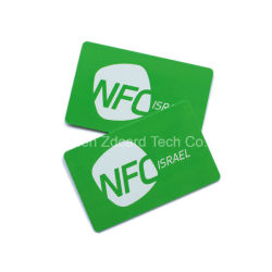 Passive Printed Hf Contactless RFID Card