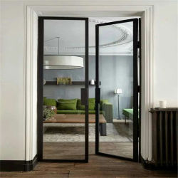 Factory Wholesale China Best Price Aluminium Swing Door