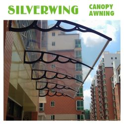 European Style Awning Fittings for Clear Plastic Roof Covering Canopy (YY-H)