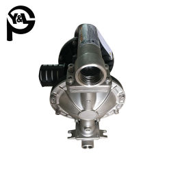 3 Inch Slurry Stainless Steel Air Powered Diaphragm Pump