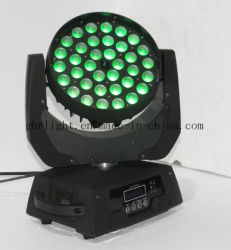 Factory Hot Sale! 36X10W 4in1 RGBW LED Moving Head Wash Light/ Stage LED Moving Head Wash DJ Lighting