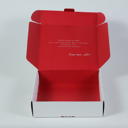 Hot Sale Box 200GSM Glossy Art Paper Boxes for Notepads with Logo
