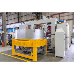 Automatic Pouring Low Pressure Die Casting Machine for Hardware Industry
