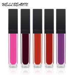 Multi Colors Waterproof Cosmetics Make up Wholesale Stock Vendor OEM Custom Private Logo Matte Lip Gloss