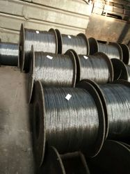 Lifts or Elevator Steel Wire Rope 6X29fi+FC