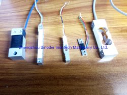 Customized Electronic Scale Single Point Load Cell Transducer 6kg to 20kg, Scale Load Cell Accuracy, Weight Sensor 50kg Mirco Double Ended Shear Beam Load Cell