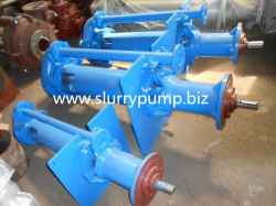 Vertical Centrifugal Submersible Slurry Sump Pump