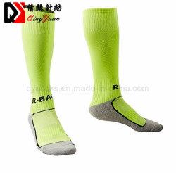 Custom Kids Boy Sport Baseball Football Soccer Plain Long Socks Over Knee High Sock Hockey