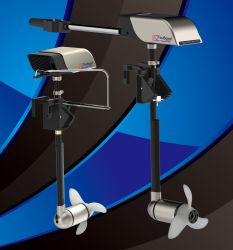 5kw Electric Propulsion Outboard Motor for Fishing Boat