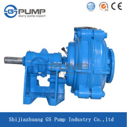China Factory Supply Anti Abrasive Mineral Processing Slurry Pump